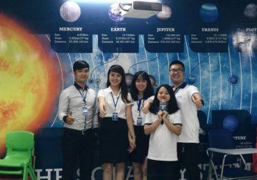 OTS Việt Nam hợp tác cùng AMES Hà Nội (17/07/2016)