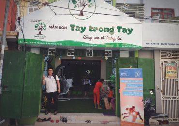OTS Việt Nam hợp tác cùng mầm non Hand in Hand (02/10/2016)
