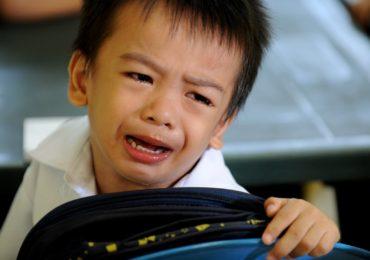 3 nguyên nhân chính khiến trẻ sợ đi học
