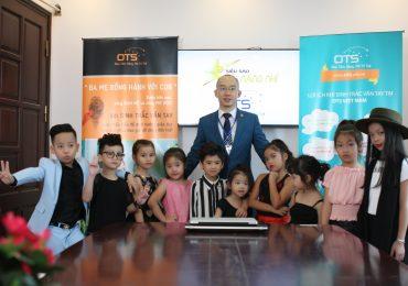 OTS Việt Nam và Siêu sao tài năng nhí 2017– khác nhau điểm xuất phát nhưng tương đồng về tầm nhìn