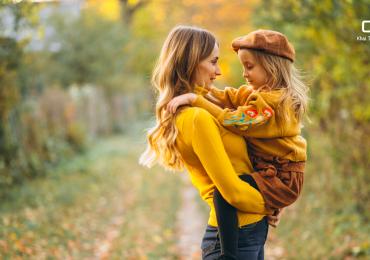 Yêu thương con thế nào cho đúng cách?